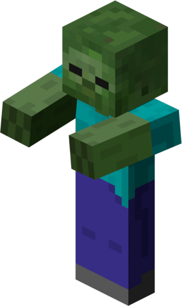 Minecraft clipart minecraft zombie Minecraft zombie ClipartBarn clipart Download