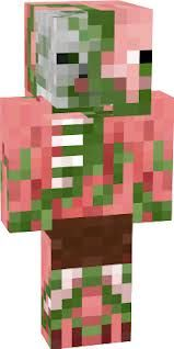 Minecraft clipart minecraft zombie Que Pigman ZOMBIE que saber