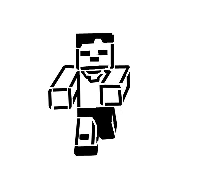 Minecraft clipart minecraft zombie Halloween Pumpkin zombie Pinterest zombie