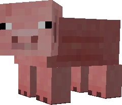 Minecraft clipart piggy Pig png Minecraft minecraft pig