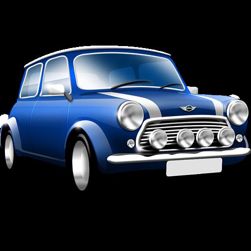 Mini clipart PNG Icon IconBug Blue ClipArt