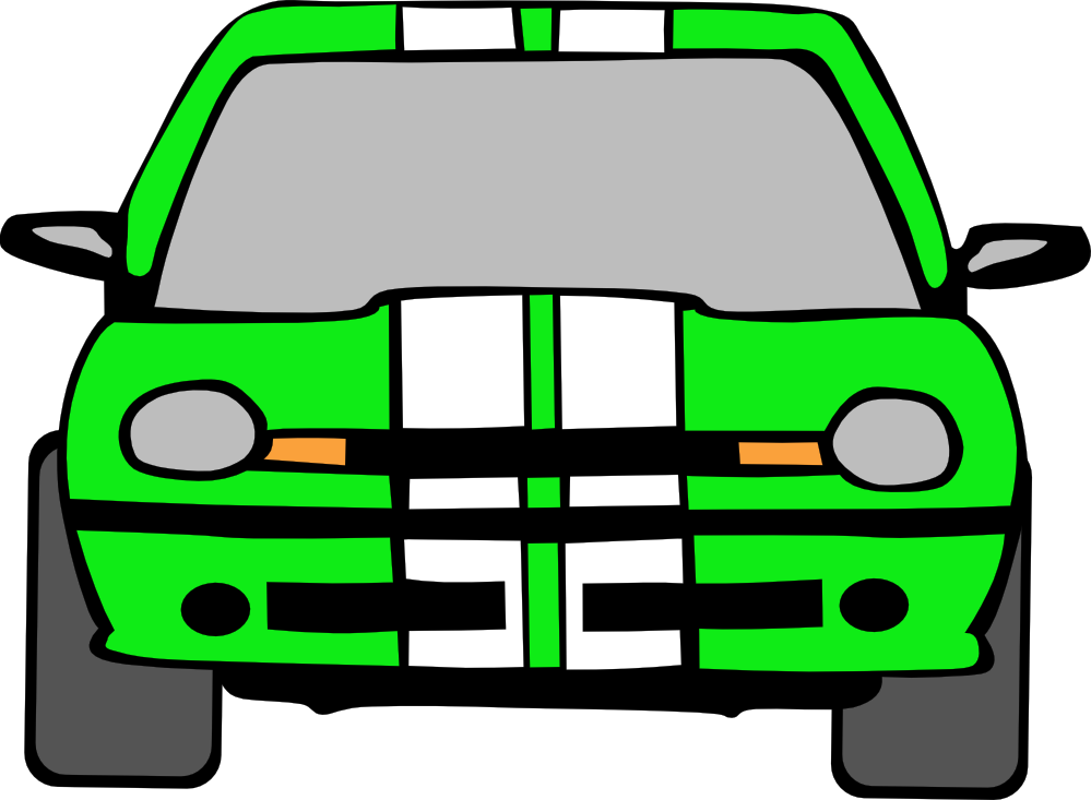 Race Car clipart green Com 86 Car car clipart