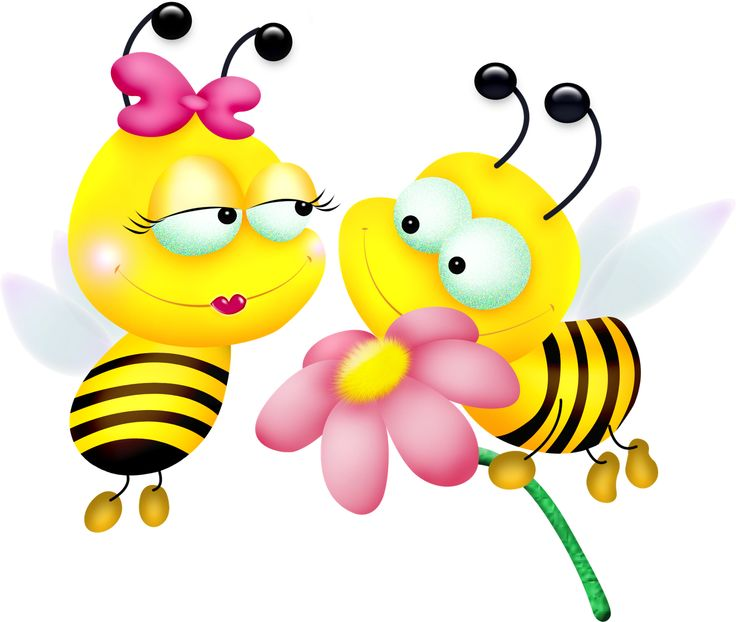 Gallery clipart bee flower Bumble Free Free Halloween Pictures