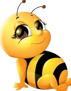 Bees clipart adorable Bee Cliparts Illustration lovely 05