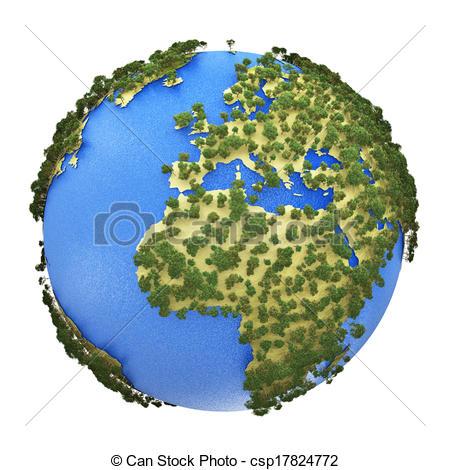 Mini clipart earth Creative planet Illustrations Mini of