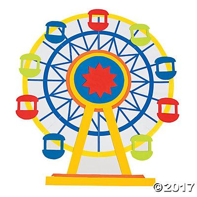 Ferris Wheel clipart giant wheel Oriental Giant DIY Trading Wheels