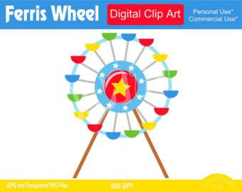 Miniature clipart ferris wheel Ferris clipart Ferris Wheel Download