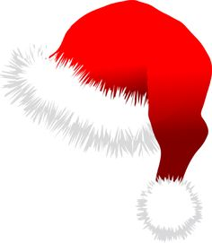 Drawn santa hat christmas clip art Santa Of ideas Clipart Clipart