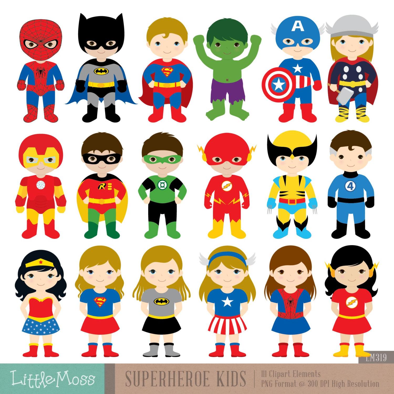 Mini clipart superheroes Papir Superman%20clipart and more! Boys