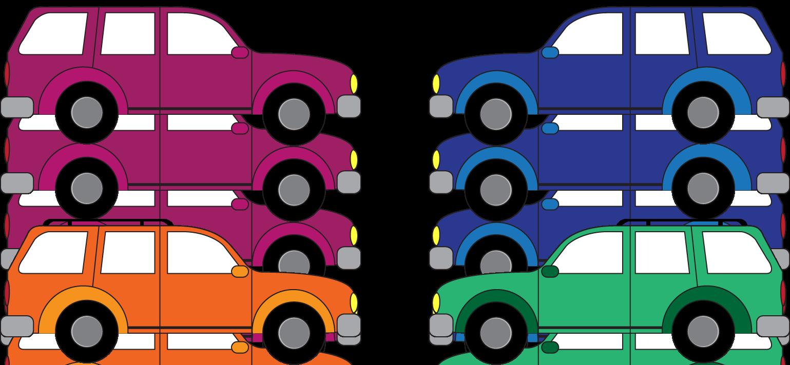 Blue Car clipart cartoon Online  Clker 17 at