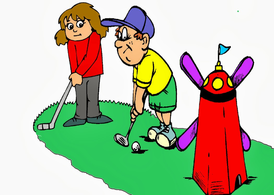 Windmill clipart mini golf #7