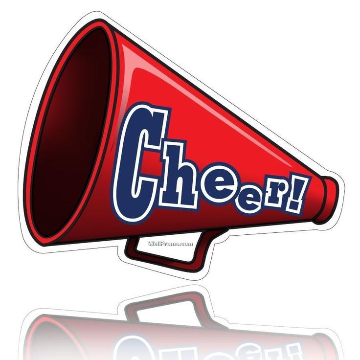 Stunt clipart blue cheer Clipart free Pinterest images cheerleader