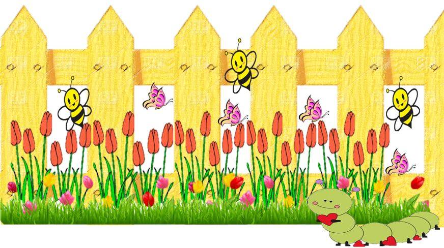 Yellow clipart fence FENCE Pinterest art collections fences