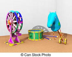 Miniature clipart ferris wheel Toy wheel Ferris Stock wheel