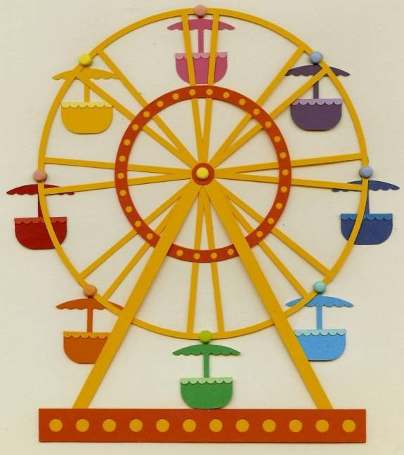 Ferris Wheel clipart mini Downloadable That other fun things: