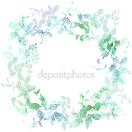 Mint clipart green leave Watercolor text for Mint Free