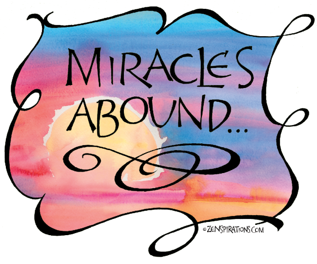 Miracle clipart blessed #2