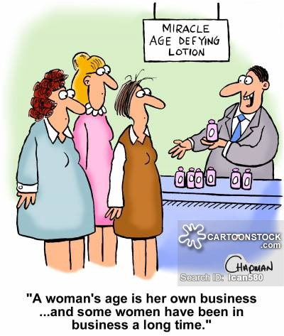 Miracle clipart funny woman 6 18 Lotions Cartoons and