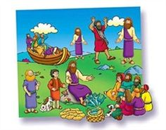 Miracle clipart jesus Clipart Clipart Images Miracle Free