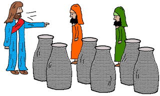 Miracle clipart jesus does #9