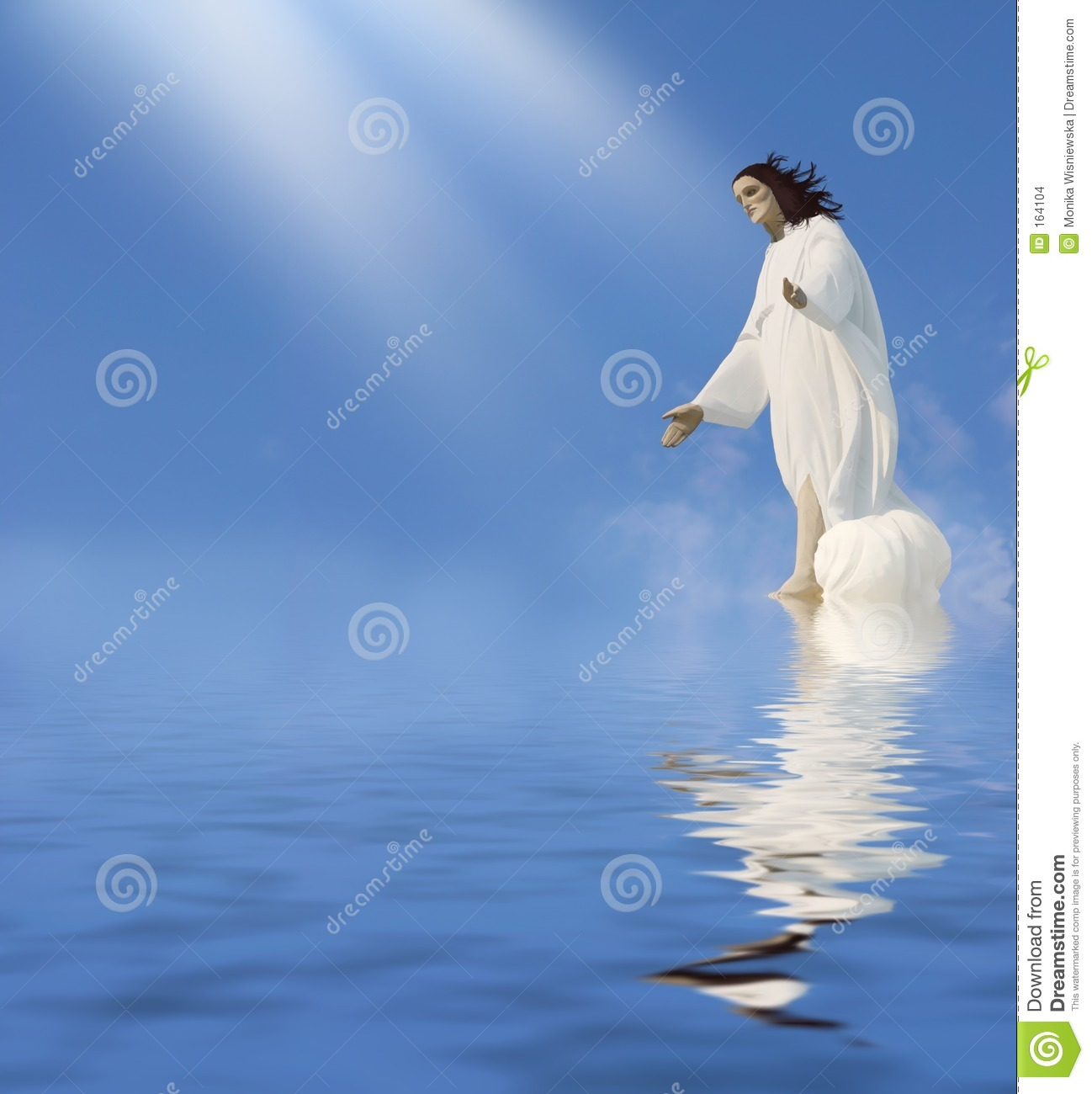 Miracle clipart jesus does #10