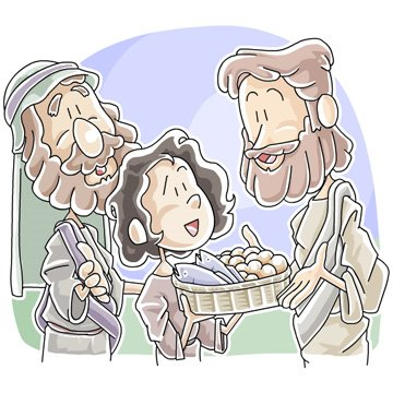 Miracle clipart jesus does #3