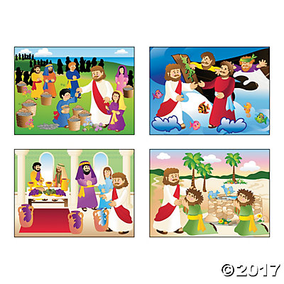 Miracle clipart jesus does #11