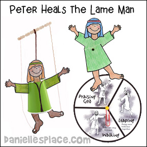 Miracle clipart lame man #10
