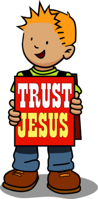 Miracle clipart trust god #9
