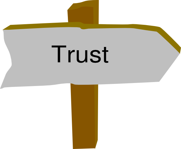 Miracle clipart trust god #12
