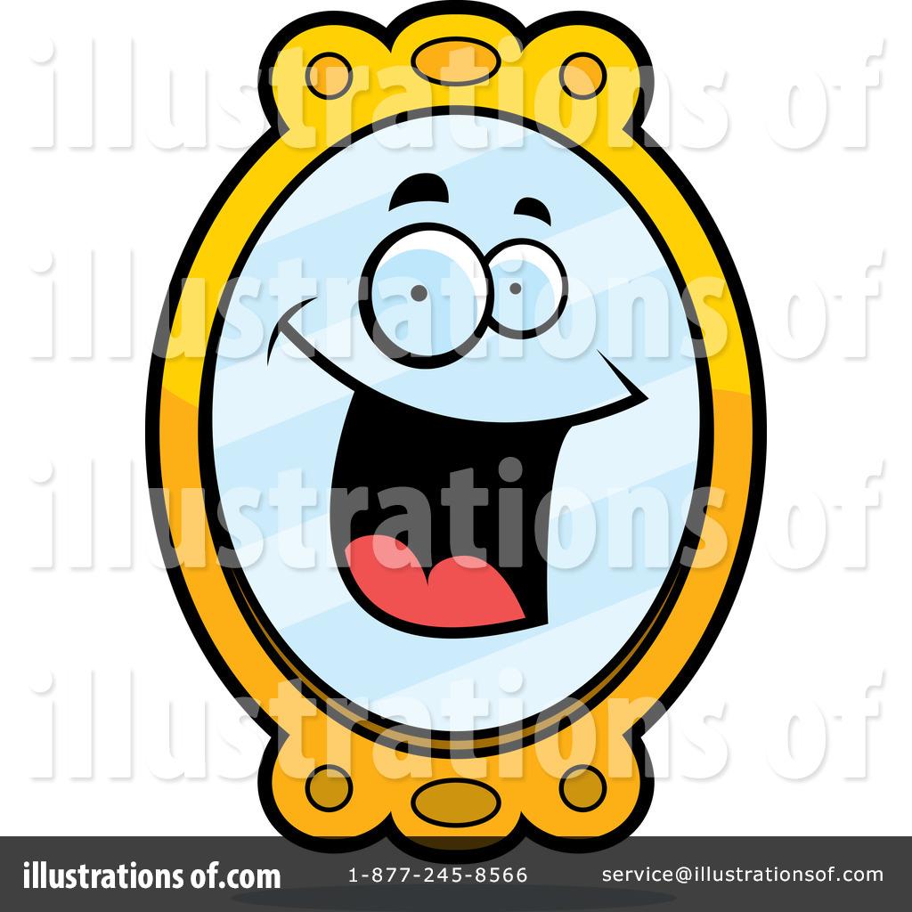 Mirror clipart Thoman by Mirror Illustration (RF)