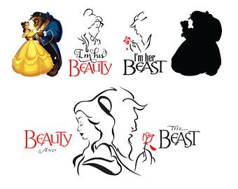 Beast clipart football Beast Beauty and beauty beast