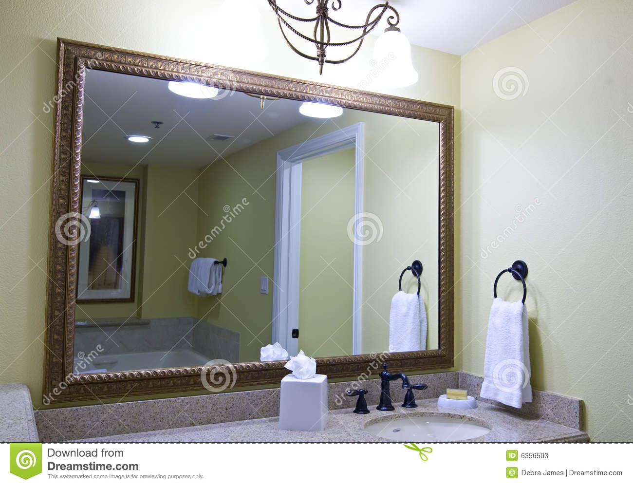 Mirror clipart cleaning bathroom Cleaning HQ Bathroom Clipart Picture