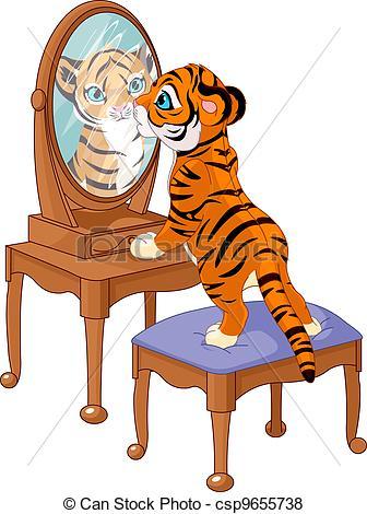 Mirror clipart cute #9