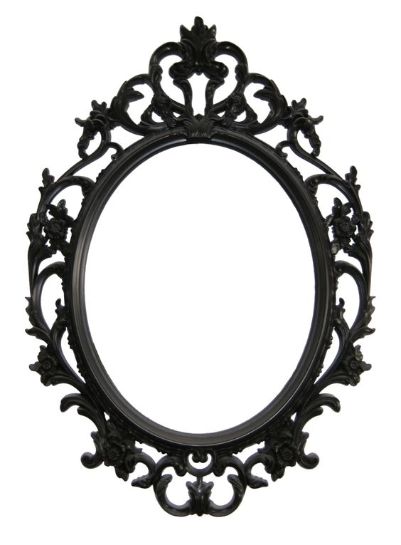 Frame with #barroc  estilo