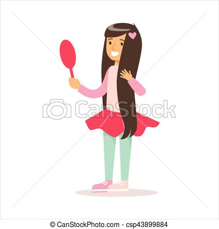 Mirror clipart girly #5