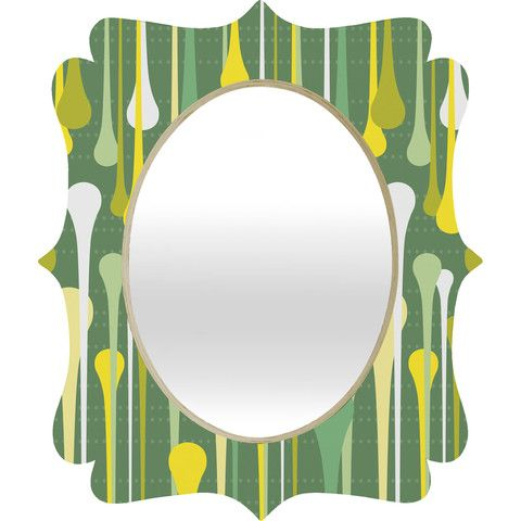 Mirror clipart green #chartreuse Pinterest images decor Heather