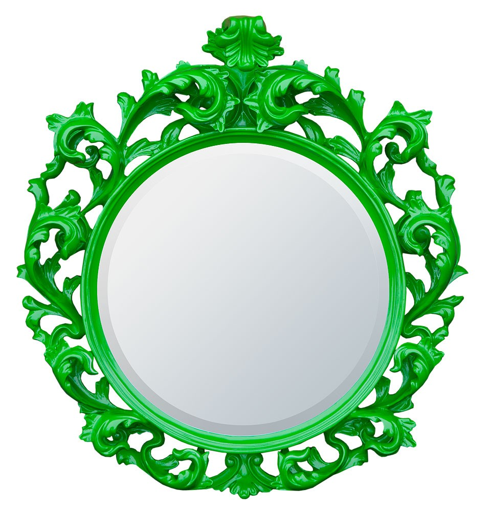 Mirror clipart green  About Life BeYoutiful A