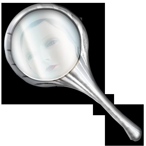 Mirror clipart hand mirror #12
