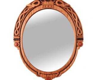 Mirror clipart magic mirror Etsy Evil Magic Queen on
