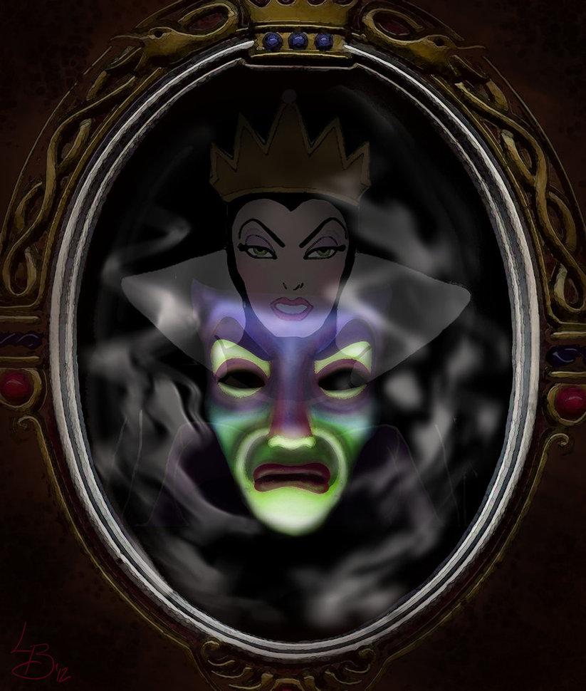 Mirror clipart magic mirror White  Magic Art Mirror