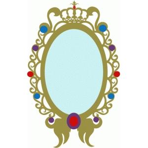Mirror clipart magic mirror Design Silhouette magic magic Design
