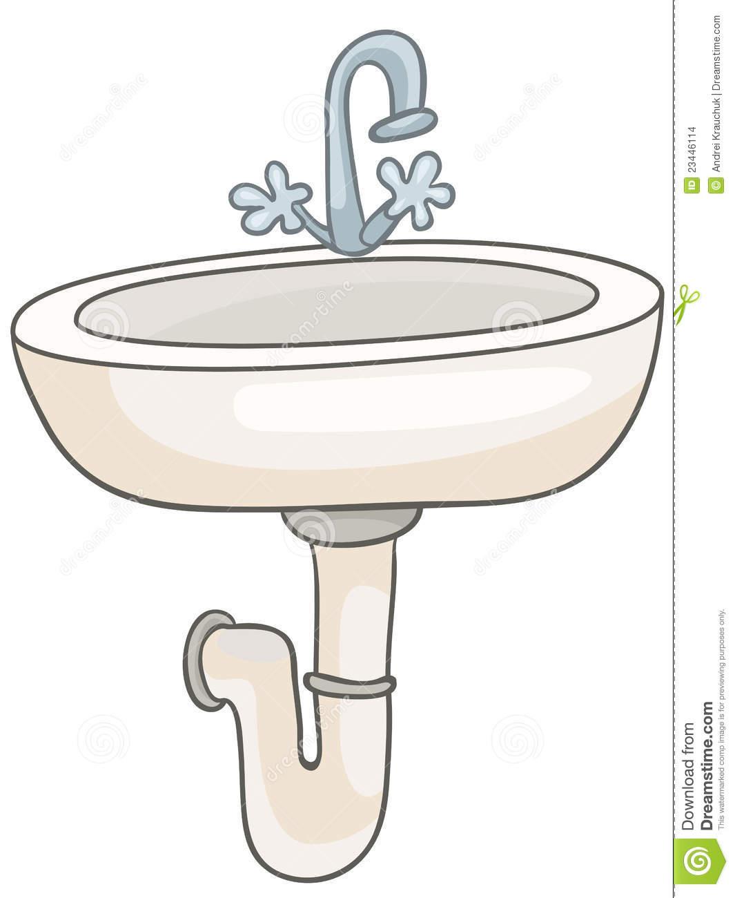 Bathroom clipart washbasin Clipart  Furniture Images Sink