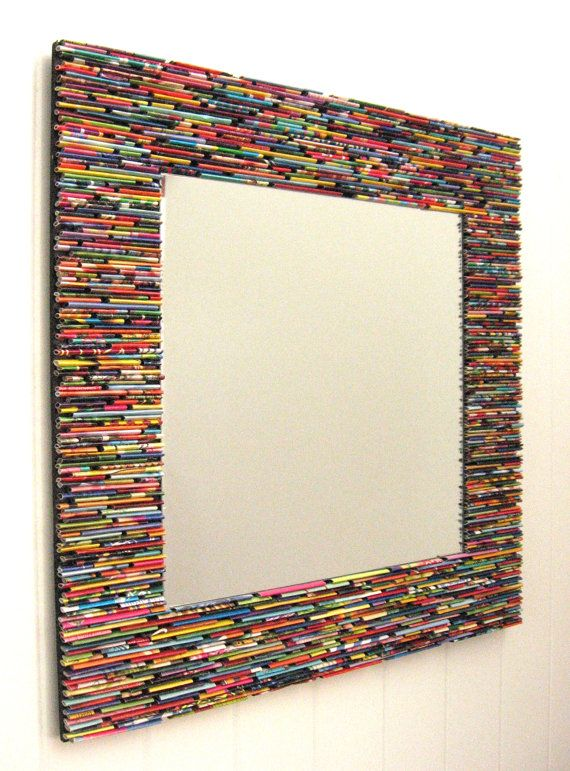 Mirror clipart square thing #11