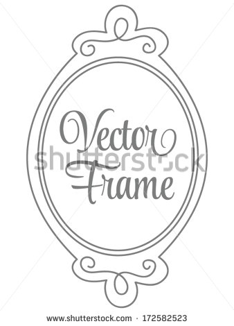 Mirror clipart square thing #14