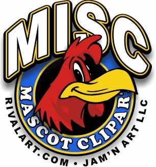 Misc clipart Mascot Rivalart Clipart com Clipart