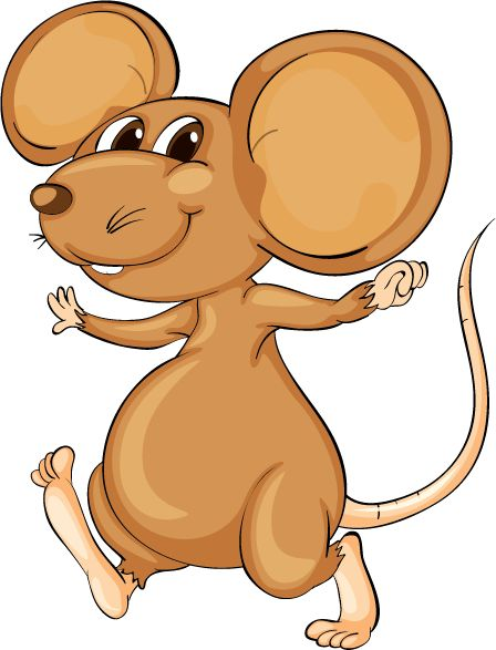 Rat clipart mouse animal #8