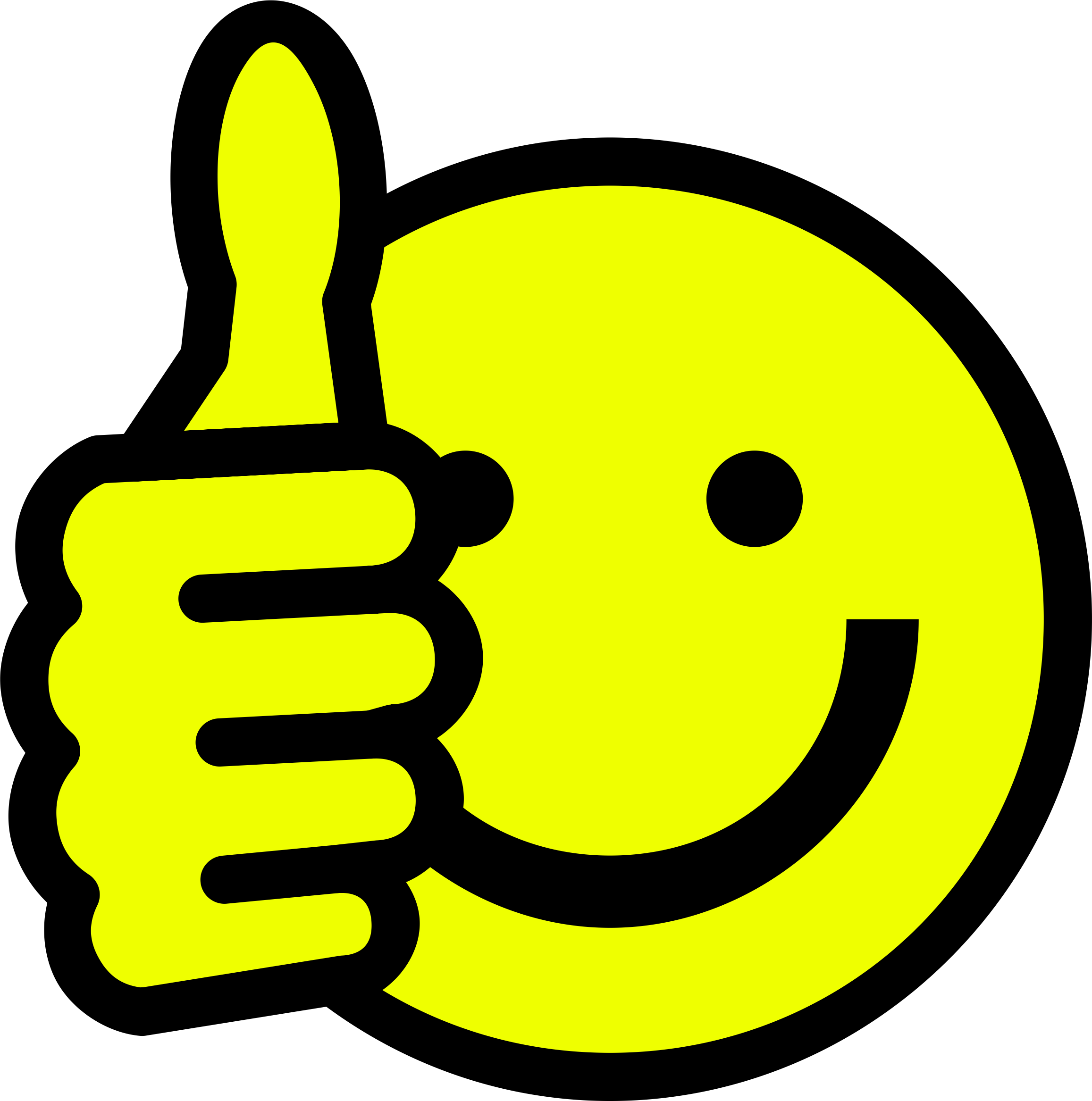Smileys clipart okay Thumbs smiley up up Thumbs