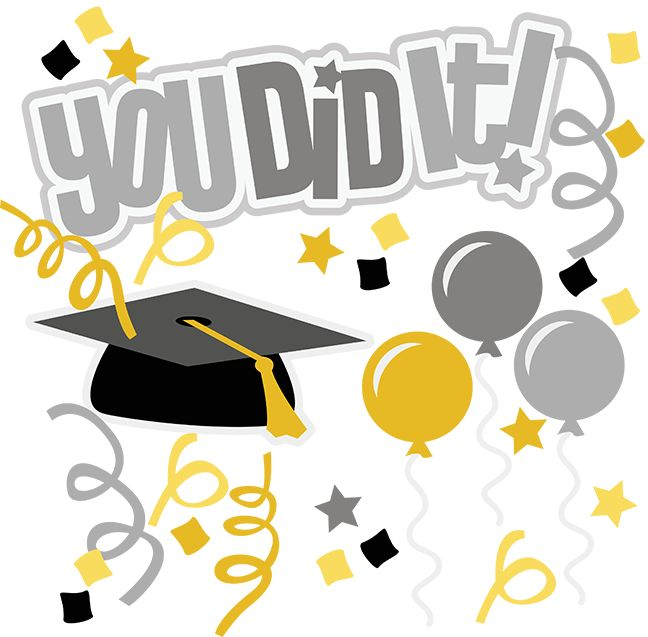 Graduation clipart the word Clip art for  Pinterest