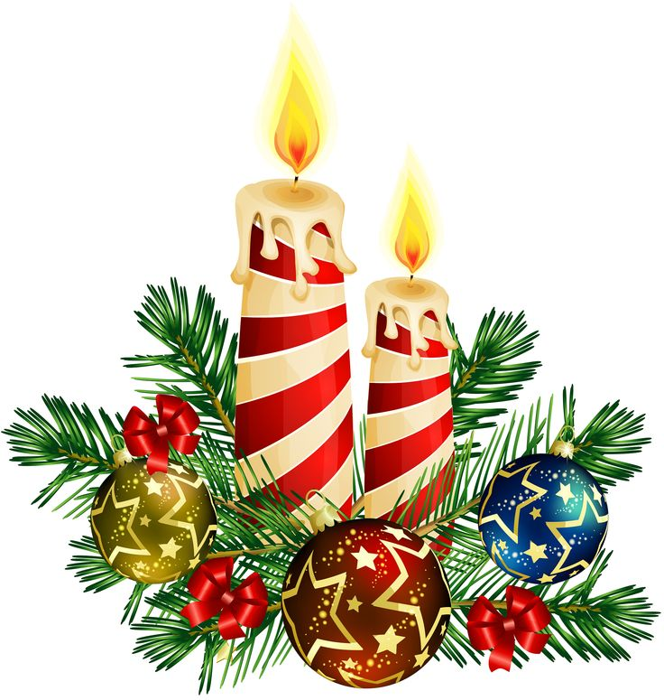 Poinsettia clipart christmas candlelight Christmas about images Bells Christmas